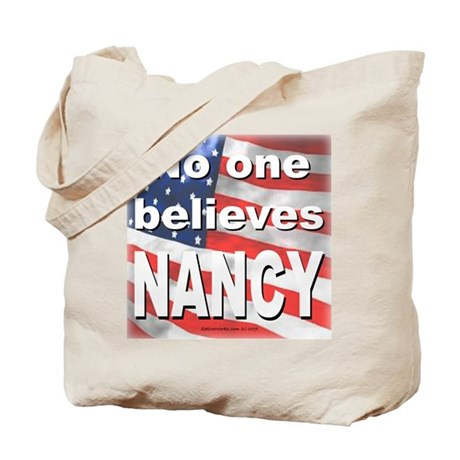 No one NANCY Tote Bag