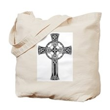 Classic Celtic Cross Tote Bag