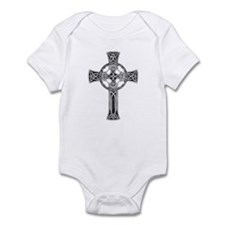 Classic Celtic Cross Infant Bodysuit