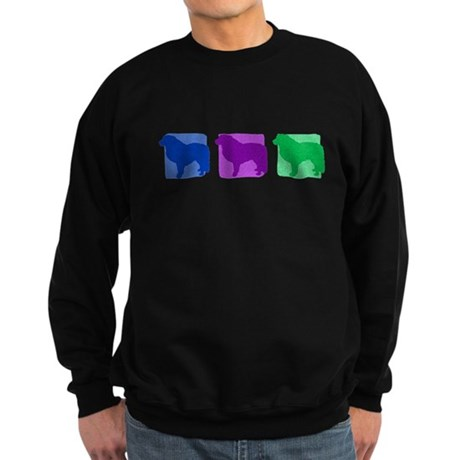 Color Row Great Pyrenees Sweatshirt (dark)