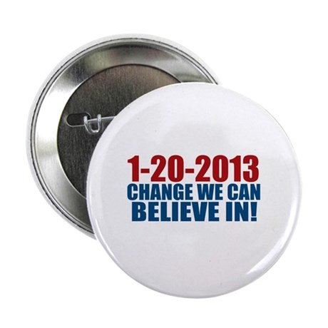 "1-20-2013 Believe 2.25"" Button (100 pack)"