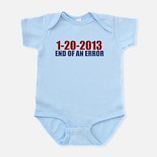 1-20-2013 End of Error Infant Bodysuit