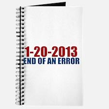 1-20-2013 End of Error Journal
