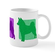 CR Norwegian Elkhound Mug