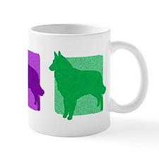 Color Row Tervuren Mug