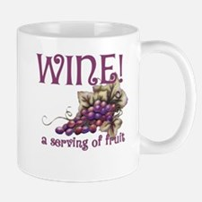 A Serving of Fruit Mug