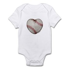 Softball Love Infant Bodysuit