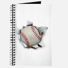 Softball Burster Journal