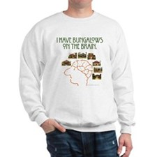 Bungalow Brain Sweatshirt