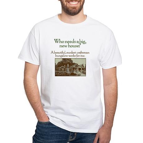 Who Needs... White T-Shirt