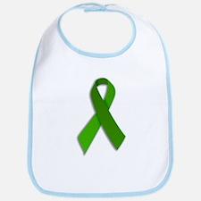 Bib Green Ribbon