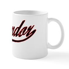 Komondor Varsity Mug