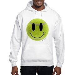 Tennis Smiley Hoodie
