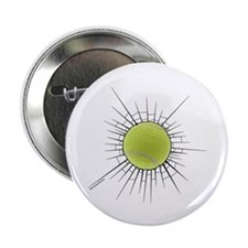 "Tennis Buster 2.25"" Button (10 pack)"