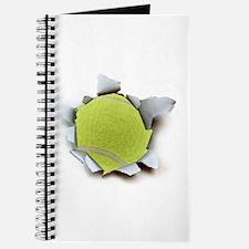 Tennis Burster Journal