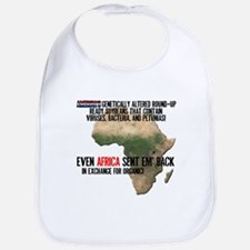 GM Foods Bib