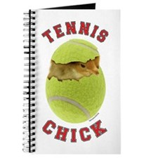 Tennis Chick 2 Journal