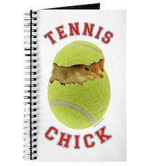 Tennis Chick 2 Journal