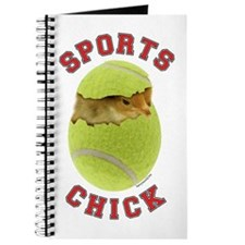 Tennis Chick 3 Journal