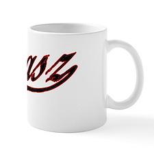 Kuvasz Varsity Mug