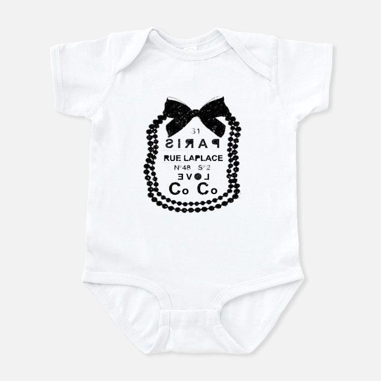 LOVE COCO Infant Bodysuit