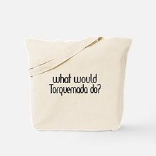 Torquemada Tote Bag