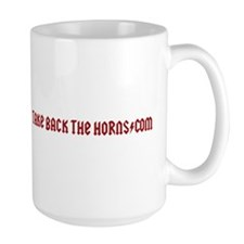 Take Back The Horns Mug
