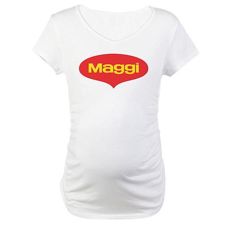 Maggi. Maternity T-Shirt
