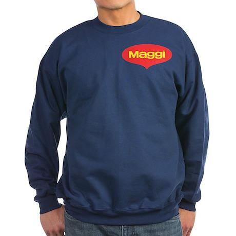 Maggi. Sweatshirt (dark)