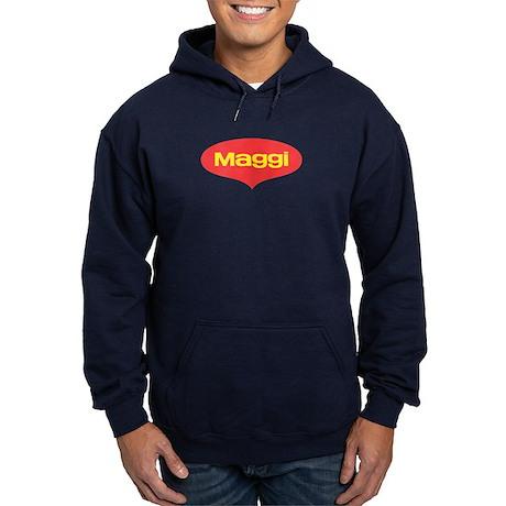 Maggi. Hoodie (dark)