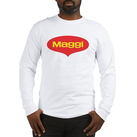 Maggi. Long Sleeve T-Shirt