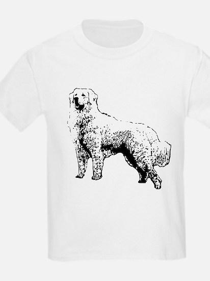 Kuvasz Kids T-Shirt
