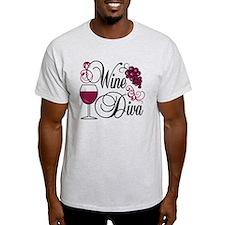 Wine Diva T-Shirt