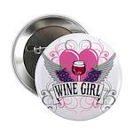 Wine Girl Heart 2.25