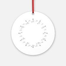 Complex (Polar) Ornament (Round)