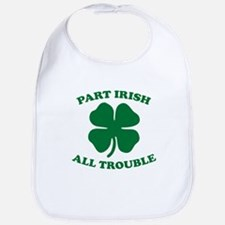Part Irish, All Trouble Bib