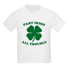 Part Irish, All Trouble T-Shirt