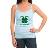 St patricks day Tanks/Sleeveless