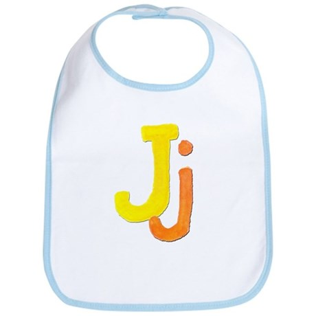 J is for Jazzy Bib