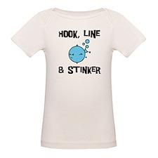 Hook, Line & Stinker Tee