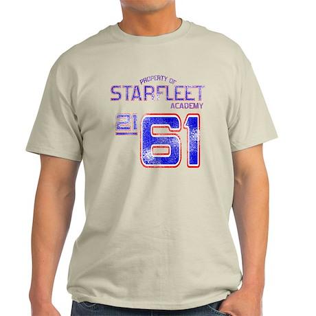 Property of Starfleet - 2161 Light T-Shirt
