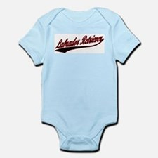 Labrador Retriever Varsity Infant Creeper