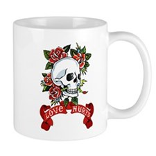 Love Hurts Small Mugs