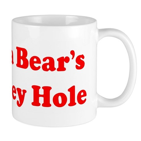 Papa Bear's Honey Hole Mug
