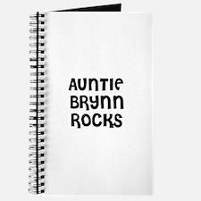 AUNTIE BRYNN ROCKS Journal