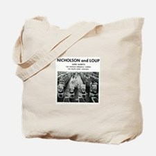 1968 ~ Nicholson and Loup Tote Bag