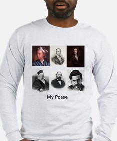 My posse Long Sleeve T-Shirt