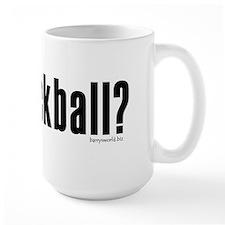got kickball? Mug