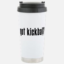 got kickball? Travel Mug
