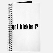 got kickball? Journal